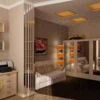 маленькая детская комната дизайн идеи