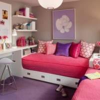 маленькая детская комната идеи фото