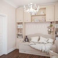 маленькая детская комната идеи интерьера