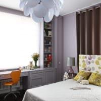 маленькая детская комната интерьер