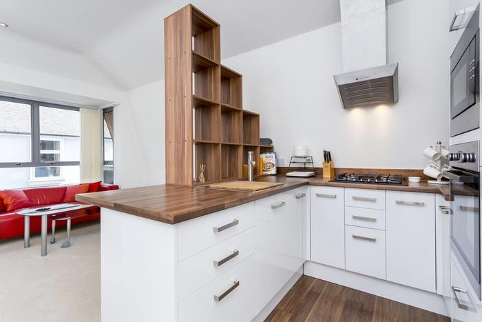 маленькая кухня 6 кв м