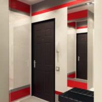 маленький коридор прихожая дизайн идеи