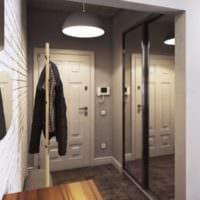 маленький коридор прихожая фото дизайна