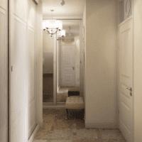 маленький коридор прихожая фото идеи