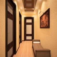 маленький коридор прихожая фото интерьер