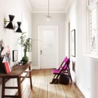 маленький коридор прихожая идеи