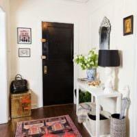маленький коридор прихожая идеи интерьера