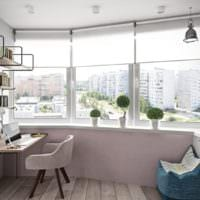 однокомнатная квартира 42 кв м идеи интерьера
