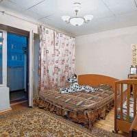 однокомнатная квартира для семьи с ребенком ребенок фото