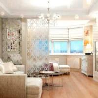 однокомнатная квартира для семьи с ребенком идеи интерьера