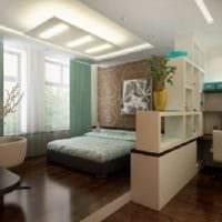 однокомнатная квартира для семьи с ребенком идеи планировка