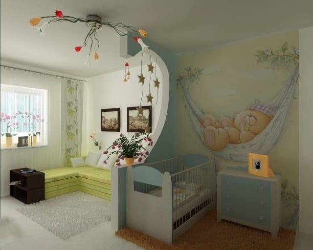 Kinderzimmer gestalten 2 jungs