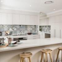 плитка на кухню дизайн фото