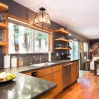 плитка на кухню фото идеи