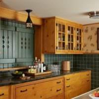 плитка на кухню идеи