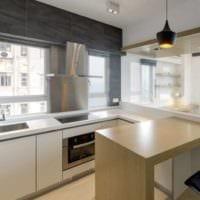плитка на кухне фото интерьер