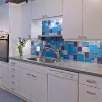плитка на кухне фото интерьера