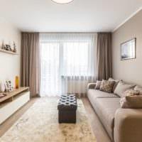 потолок в гостиной натяжной дизайн