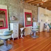 салон красоты парикмахерская декор