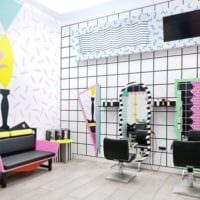 салон красоты парикмахерская дизайн фото