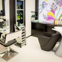 салон красоты парикмахерская дизайн оформление