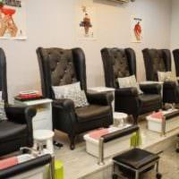 салон красоты парикмахерская идеи интерьера