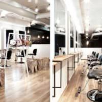 салон красоты парикмахерская интерьер фото