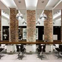 салон красоты парикмахерская оформление