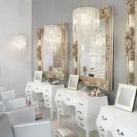 салон красоты парикмахерская проект