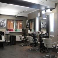 салон красоты парикмахерская дизайн