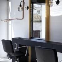 дизайн салонов красоты минимализм