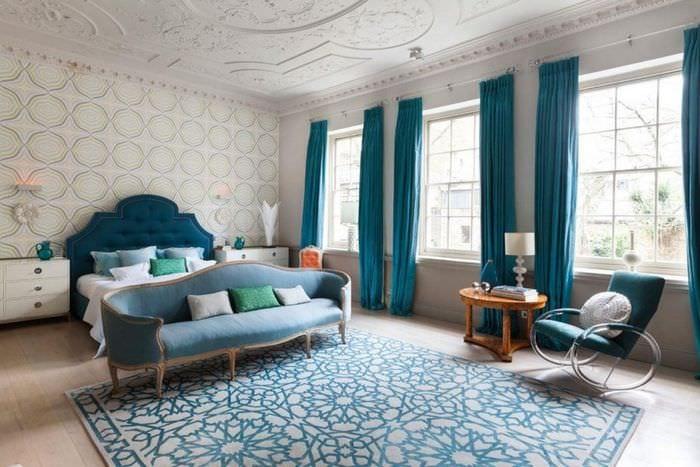 дизайн спальни в 2018 году 75 фото выбор отделки и идеи декора