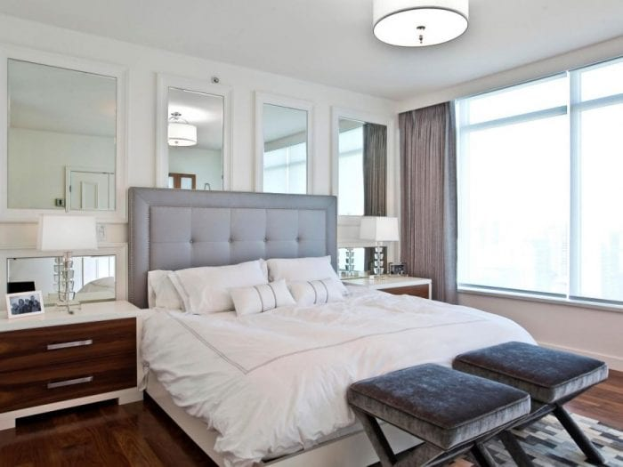 дизайн спальни 2018 года