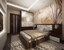 спальня 10 кв м декор
