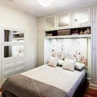 спальня 10 кв м идеи декора