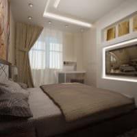 спальня 10 кв м интерьер идеи