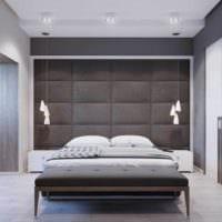 спальня 10 кв м стильный интерьер