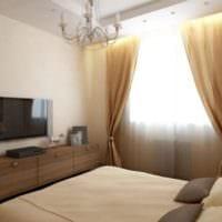 спальня 10 кв м варианты