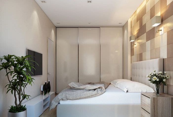 спальня 10 кв метров