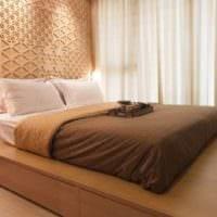 спальня в хрущевке дизайн интерьер