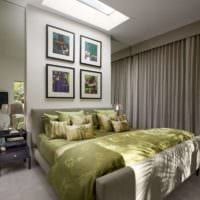 спальня в хрущевке интерьер фото