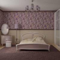 спальня в хрущевке оформление