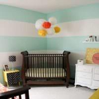 детская в спальной комнате фото оформления
