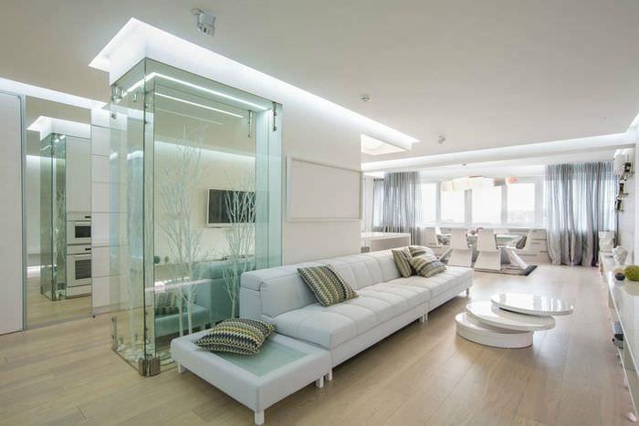 современный дизайн квартиры своими руками