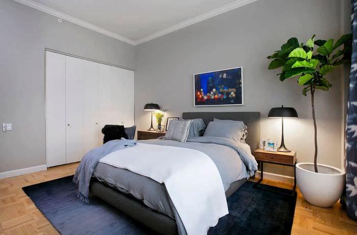 выбор мебели для спальни 16 кв м