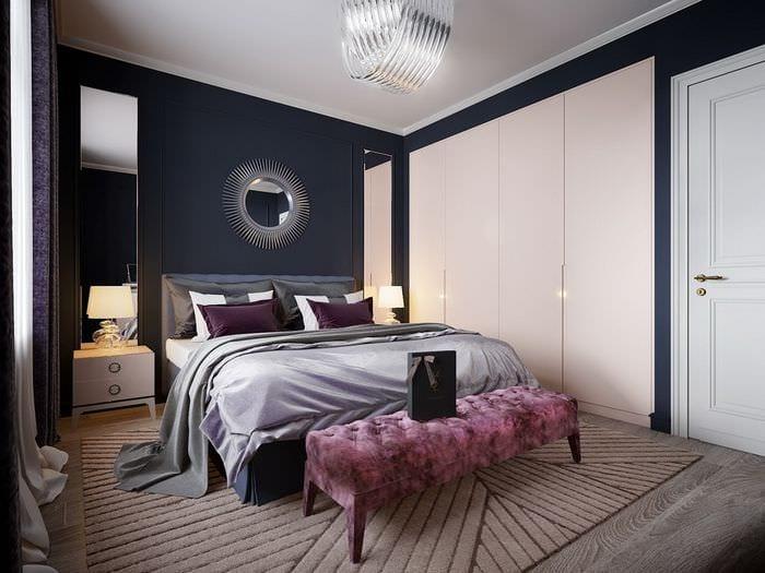 спальня 14 кв м