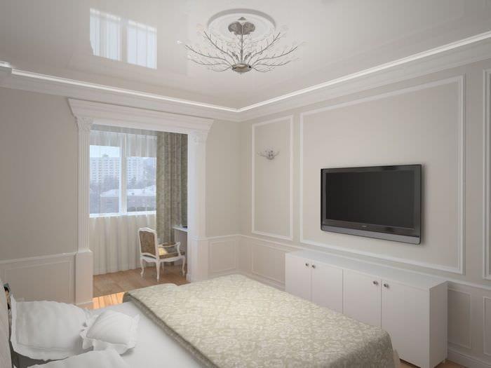 Совмещенные спальни