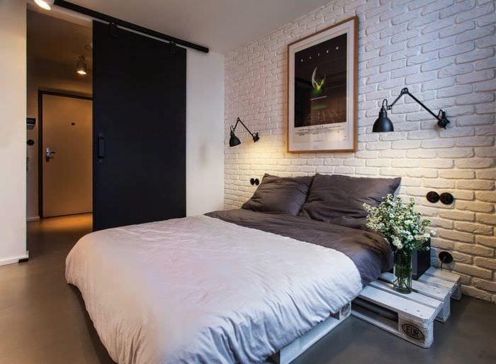 дизайн спальни в хрущевке 75 вариантов современных интерьеров