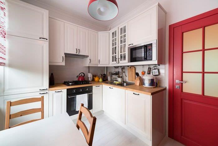 дизайн сталинки 50 м2 кухня