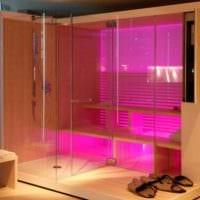 дизайн сауны в частном доме